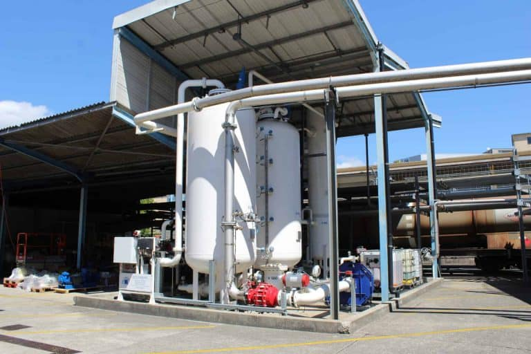 Recyclage des gaz