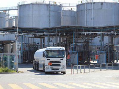 Petrostock 053 - Sortie de camion long