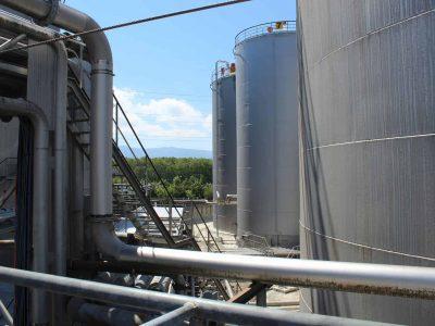 Petrostock 534 - Citerne et tuyaux